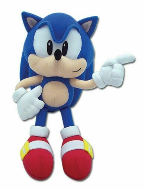 Sega 9 Sonic The Hedgehog Tails Plush For Sale Online Ebay