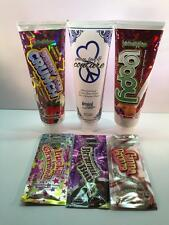DEVOTED CREATIONS BERRY TAN CRUNCH LOOPY Tanning Bed Lotion LOT of 6 RETAIL $63A