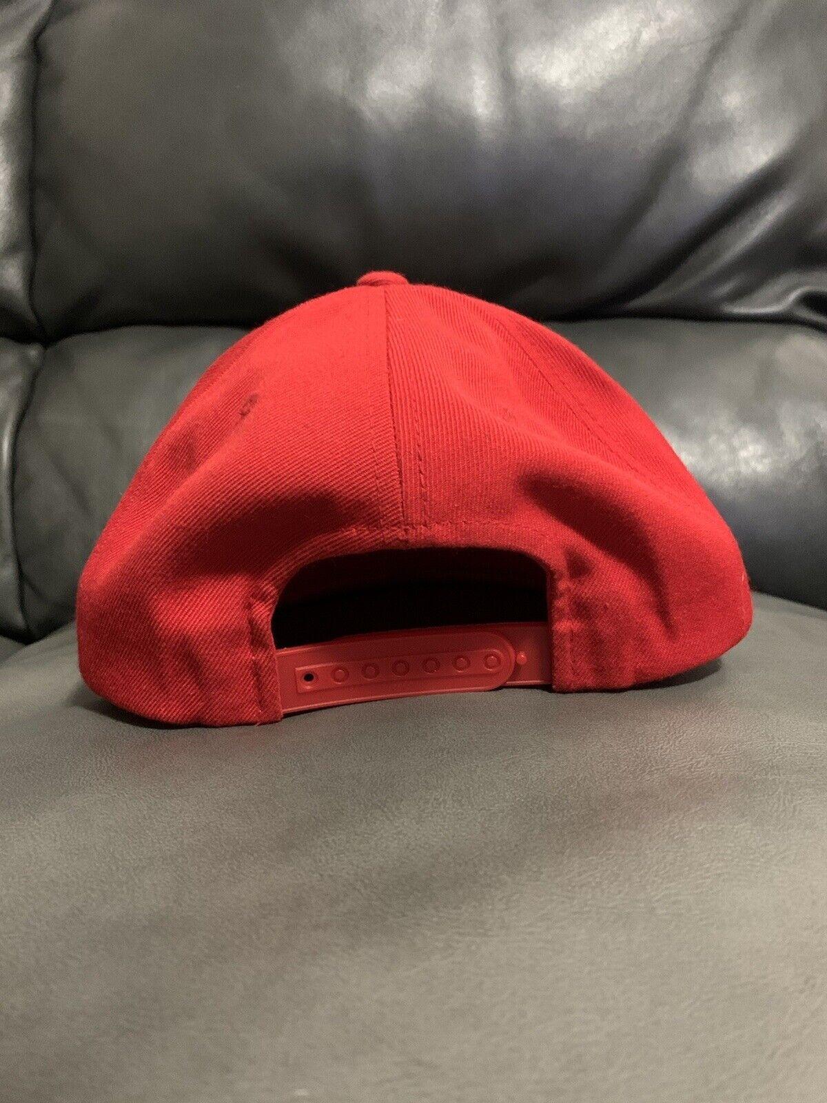 Red Brooklyn Snapback - image 3