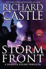 Storm Front by Richard Castle (Hardback, 2013)