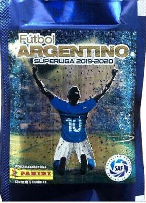 PANINI ARGENTINA FUTBOL ARGENTINO 2018-2019 1 SEALED PACKET