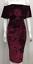 Le-donne-Off-spalla-BARDOT-Maglione-Abito-Volant-Ruffle-Top-in-Maglia-a-Manica-Lunga-Bodycon miniatura 16
