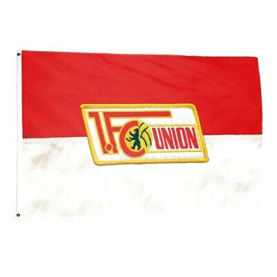 17 x 150 cm gratis Aufkleber Flaggenfritze Schal 1.FC Union Berlin