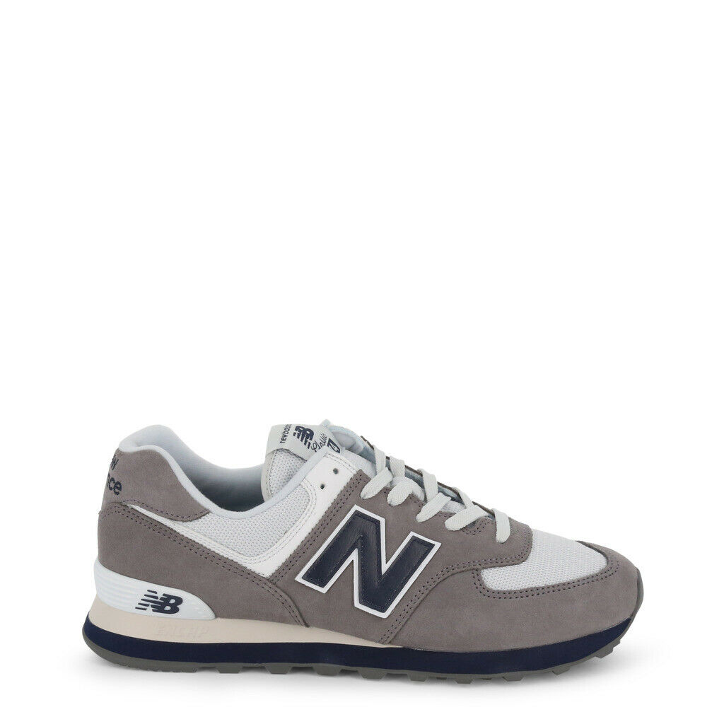 NEW BALANCE shoes men Sneakers basse ML574ESD grey GREY DECONSTRUCTED NUOVE