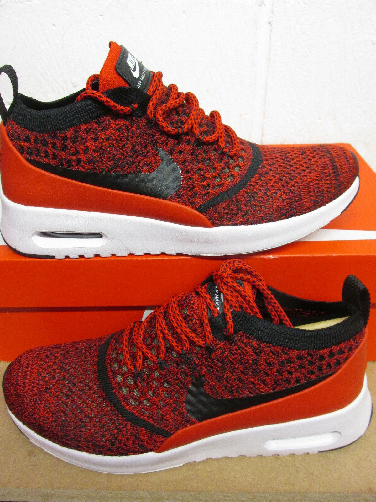 Casual wild Nike Air Max Thea Ultra FK Womens Running Trainers 881175 601 Sneakers Shoes