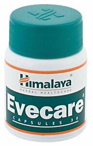 5 Tubs Himalaya Herbal Evecare Capsule 150 Capsules