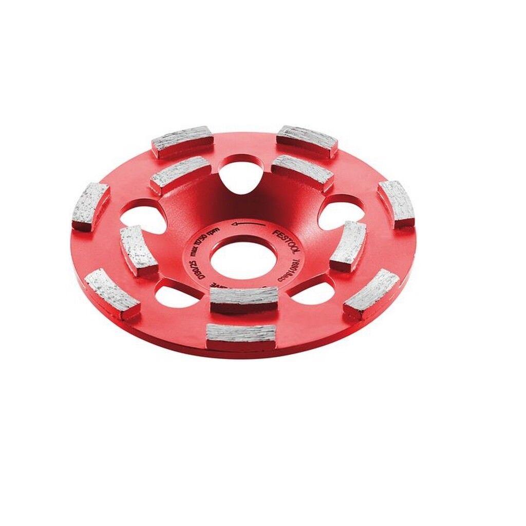 Festool Diamantscheibe DIA Abrasive- RGP130-ST RG DSG-AG125 RGP130 AGP125 499973