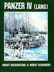 Panzer IV (Lang) by Horst Scheibert, Horst Riebenstahl (Paperback, 1997)
