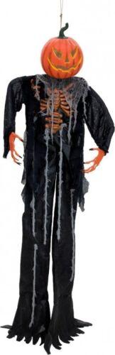 EUROPALMS Halloween Figur Kürbis-Geist 200cm