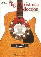 The Big Christmas Collection For Easy Guitar Sheet Music Songbook 000698978
