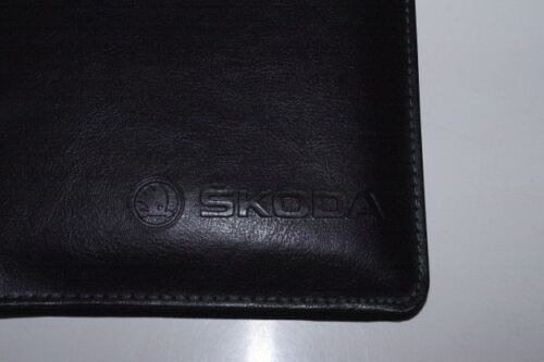 SKODA bordo cartella per OCTAVIA manuale di istruzioni manuale SM