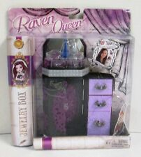 Ever After High's Raven Queen's Jewelry Box Playset [DISTRESSED PACKAGING]