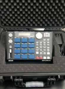 Akai MPC 500 with 128MB card, heavy duty case, upgraded memory and more.