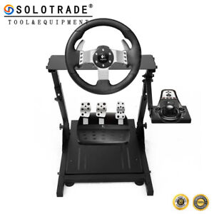 85a4abffcf5 Image is loading G29-Racing-Simulator-Steering-Wheel-Stand-Logitech- Thrustmaster-