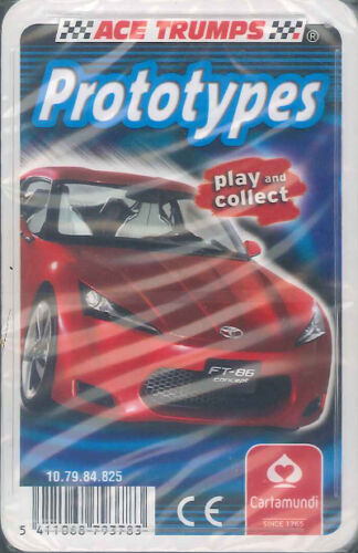 Card//Game//Toy//Gift//Travel//Top Huge 24 Pack Range To Choose From ACE TRUMPS
