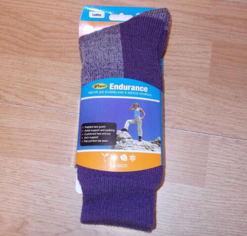 Grisport Ladies Endurance Wool 4 Season Technical Walking Socks Size 4-7