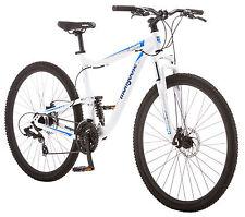 Mongoose Ledge 3 5 Men S 29 Inch Mountain Bike White Red Full