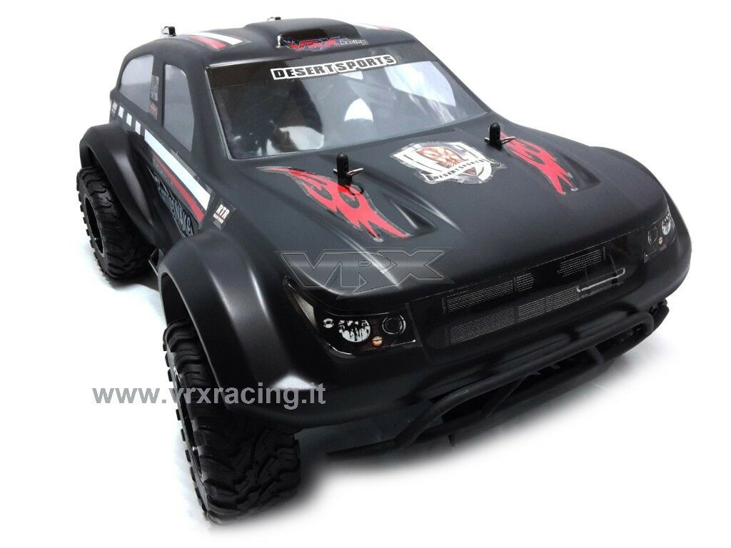 RATTLESNAKE SUV 1 10 2 MARCE MOTORE SCOPPIO TELAIO METALLO GO.18 2.4 RTR 4WD VRX
