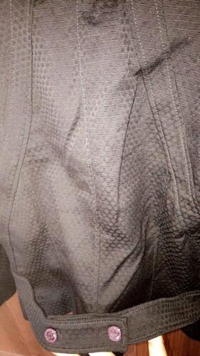 Jacket Textured Black Nina Ricci Bowling qw7IIa