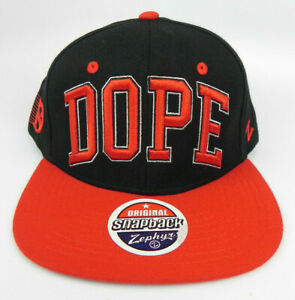 DOPE-STYLE-FASHION-CLOTHING-Z11-ADJUSTABLE-2-TONE-SNAPBACK-ZEPHYR-CAP-HAT-NEW