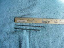 2 Inside Micrometer Rods 6 7 7 8 Un Branded Starrett Lufkin Brown Sharpe