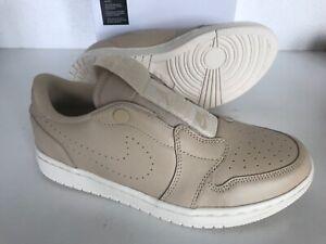Detalles de Nuevo Nike Air Jordan 1 Retro Low Slip On Mujer Zapatos AV3918 200 US 7 8 8.5 9.5 ver título original