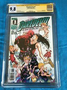 Daredevil-v2-11-Marvel-CGC-SS-9-8-NM-MT-Signed-by-David-Mack