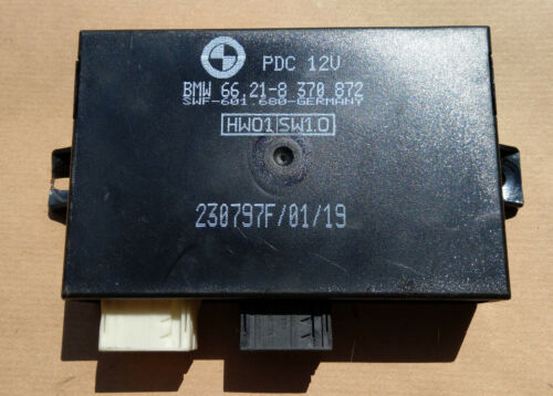 BMW e39 PDC Dispositif de commande Aide au stationnement 8370872 520i 523i 528i 535i 540i m5 à partir de 3//98