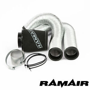 Ramair-Mousse-Open-Air-Induction-Filter-Kit-Fits-Peugeot-306-GTi-6-Round-Airbox