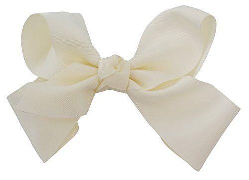 3.5 inch high quality grosgrain ribbon hair bows,children hair accessories