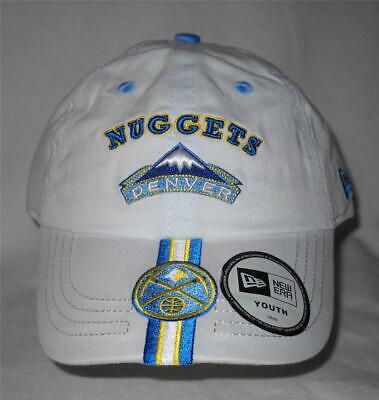 Denver Nuggets Adjustable Khaki Toddler Baseball Hat NWT