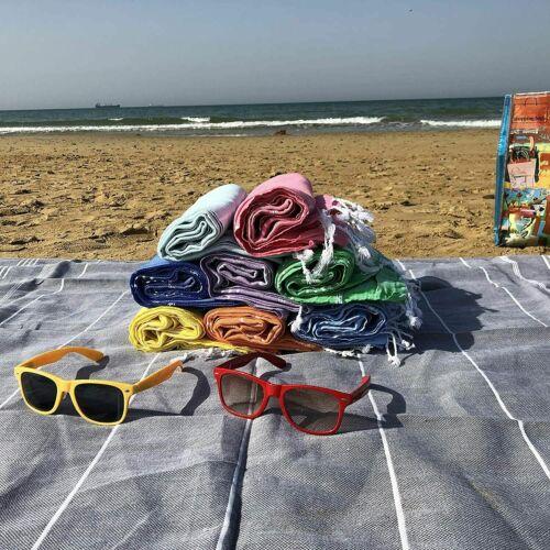 "Yoga /& Bath Towel 70/"" x 39/"" Lotus 100/% Organic Turkish Cotton Absorbent Beach"