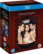 Vampire Diaries Complete Blu Ray 16 Disc Box Set Collection Extra Brand New