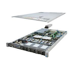 DELL-PowerEdge-R610-Server-2x-2-66Ghz-X5650-6C-48GB-2x-146GB-10K-SAS-Enterprise
