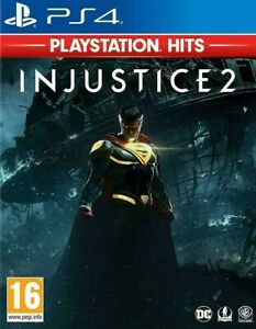 Injustice 2 PS4 Playstation 4  Brand New Sealed