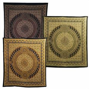 Paisley-Design-Motive-Tagesdecken-Wandbehang-Motivtuch-XXL-210x220-cm-div-Farben