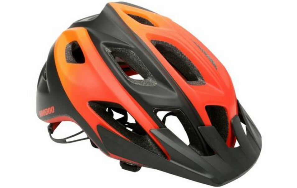 Voodoo Shango Mountain Bike Helmet Unisex Bike Bicycle 16 Vents 55-61cm