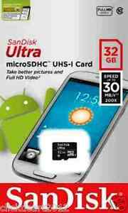 Sandisk-Ultra-32GB-Micro-UHS-I-Class-10-Flash-TF-Card-Memory-Card