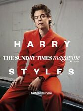 HARRY STYLES - Exclusive Interview The Sunday Times UK magazine 14th May 2017