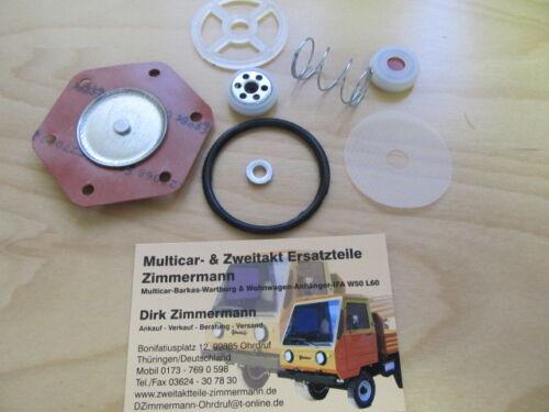 Dichtungssatz Reparartursatz Benzinpumpe IFA Barkas B1000 Wartburg 353 Dichtsatz