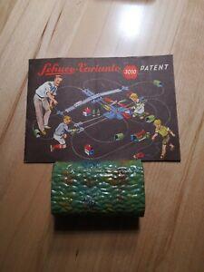 Antikspielzeug 3010/31 Tunnel Im Originalkarton Spezieller Kauf Original, Gefertigt 1945-1970 Schuco Varianto Nr