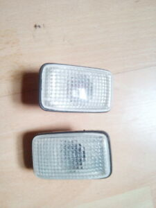 nissan-xtrial-side-wing-indicators-clear-markers-a-pair