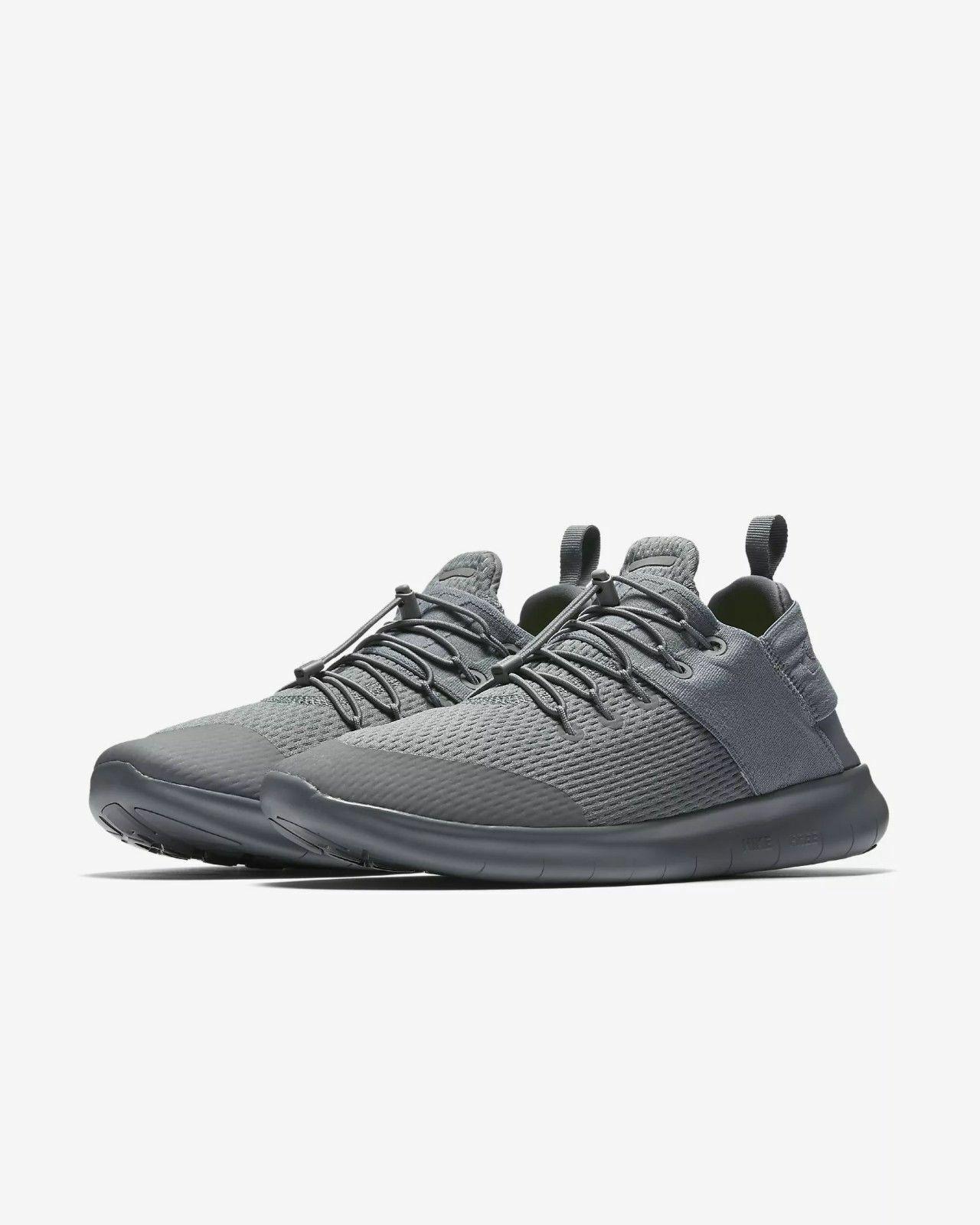 Nike Free RN Commuter 2017 Premium BlackDesert Moss AA2430 002 Men's 11