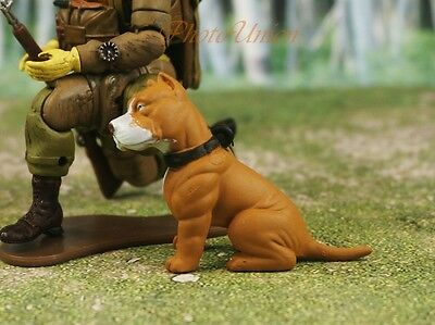 Hood Hounds Killer Chihuahua Dog 1:18 GI Joe Size Cake Topper Figure K1285 F