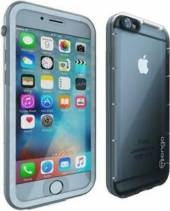 MENGO For iPhone 6S Plus Case Waterproof Shockproof Clear Screen 360 Protection