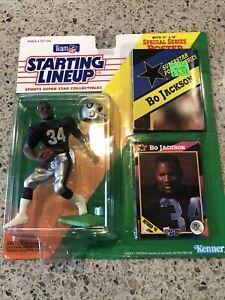1992 Bo Jackson Starting Line Up