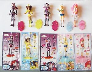 KINDER FERRERO ANGEL'S FRIENDS DOLLS WINX CAKE TOPPERS SURPRISE FIGURES TOP RAR