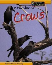 A Murder of Crows (Sandcastle Animal Groups) - Good - Spilsbury, Richard -