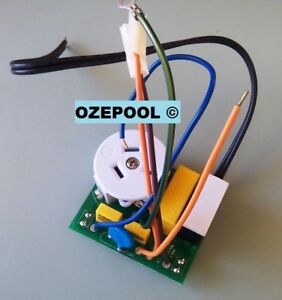 LM2-3-ZODIAC-PUMP-RELAY-PCB-brand-new-from-factory-the-little-one-below-power