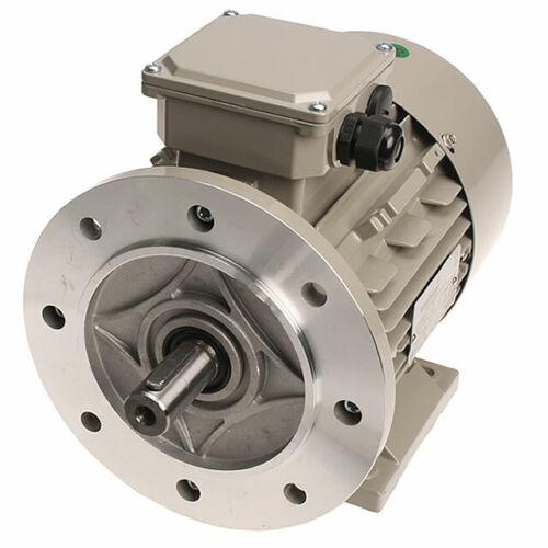 Drehstrommotor Energiesparmotor S1 1,5kW IE3 1430 U//min 3Ph-230//400V B35 4-polig